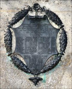 Die gefallenen Teilnehmer der beiden Feldzüge von 1866 und 1870/71 aus der Pfarrgemeinde Waakirchen
